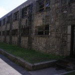 "The prison is a ""preserved ruin,"" meaning little to no effort has been made to rehab the property."