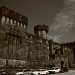 Eastern State Penitentiary was the world's first modern prison. Its Gothic architecture was intended to scare prisoners and the public alike.